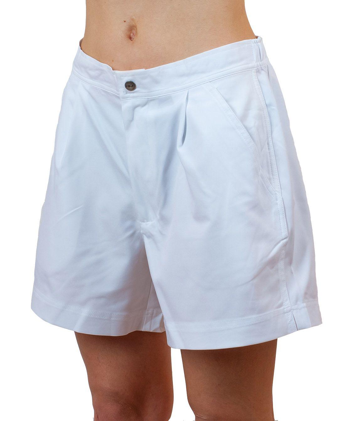 Белые шортики для девушки по лучшей цене с доставкой