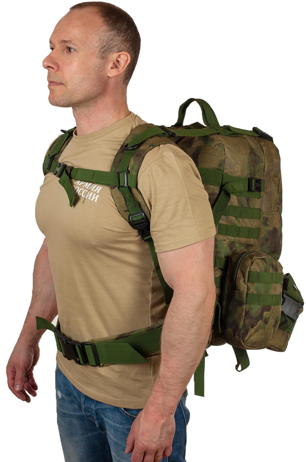 Тактическое снаряжение и рюкзаки ГРУ – всё в наличии и очень недорого