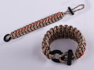 Браслет из паракорда плетение кобра - оптом и в розницу