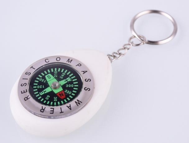 Компас - брелок для ключей №24