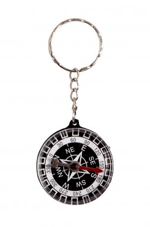 Брелок компас