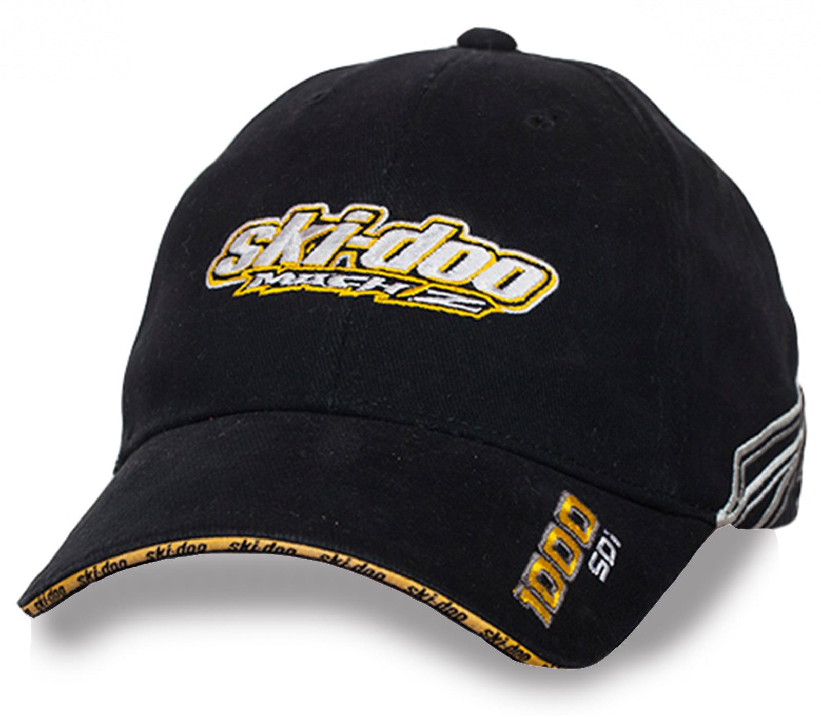 Брендовая кепка