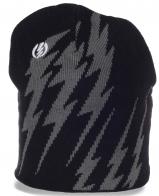 Брендовая мужская шапка для самых стильных