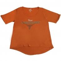 Брендовая женская футболка от Emerson Street® свободного кроя