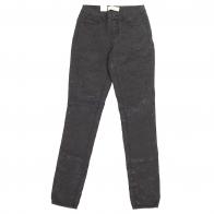 Оригинальные женские брюки Pieces с тонкими манжетами.