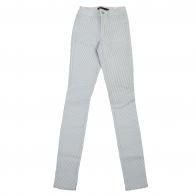 Светлые женские брюки в полоску от True n Blue.
