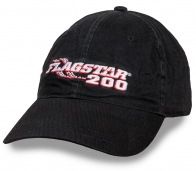 Черная бейсболка Flagstar для ЗНАТОКОВ СТИЛЯ И КАЧЕСТВА. Достойная модель для достойный парней. Заказывай!