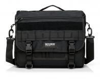 Чёрная сумка для ноутбука BLACKHAWK