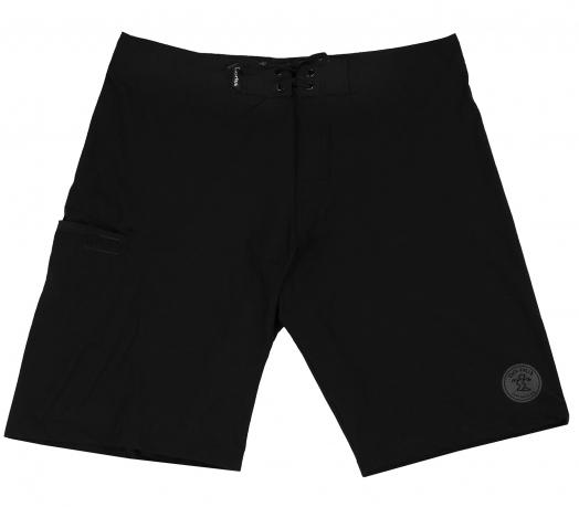 Черные шорты Da Hus