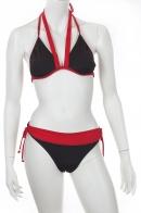 Черный с красным купальник Olympia.
