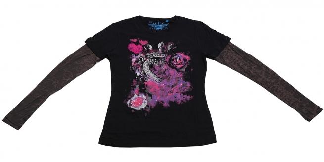 Чудесная кофточка для модниц с ярким принтом от бренда Rock&Roll CowGirl
