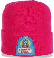 Женская шапка Паровозик Томас
