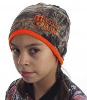 Детская шапка Mossy Oak. Фирменная модель по отличной цене. Заказывайте лучшее - детям