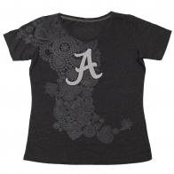 Дизайнерская футболка для девушки. Мягкий хлопок, глубокий цвет