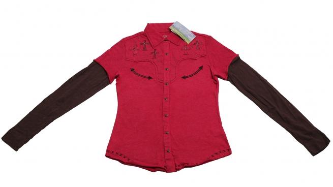 Дизайнерская рубашка Panhandle Slim - эксклюзивная модель отличного качества