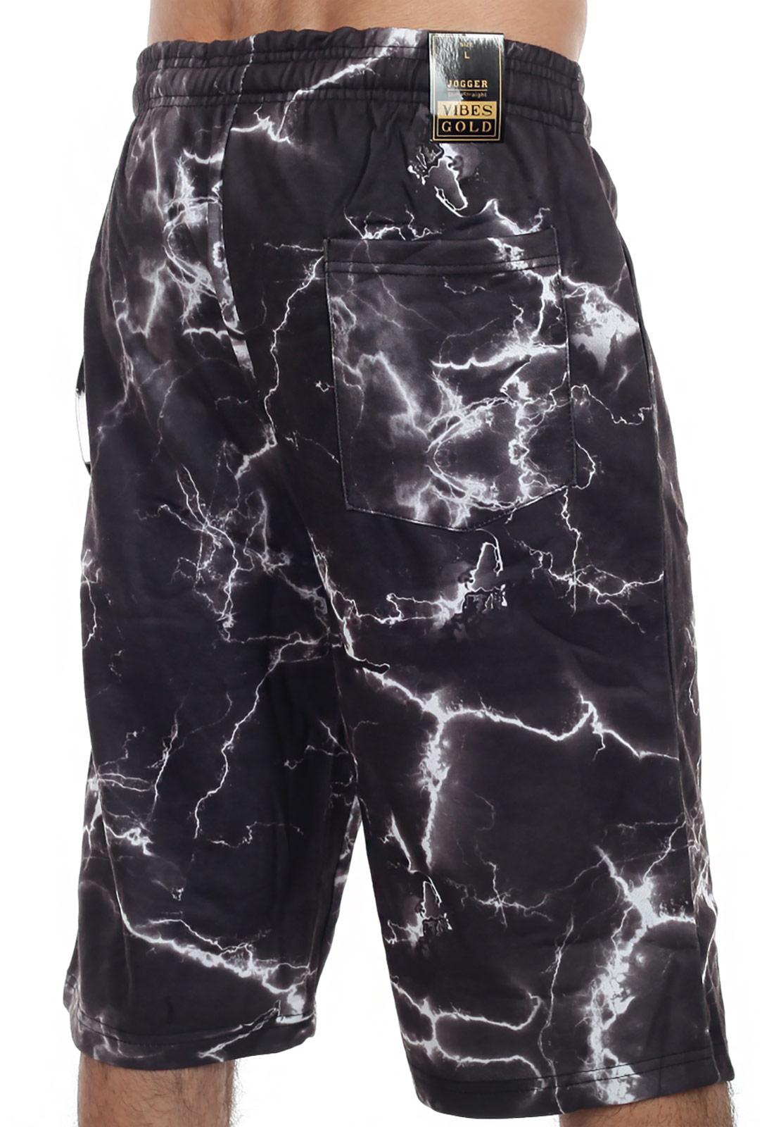 Недорогие флисовые шорты с карманами – хит продаж от Vibes Gold Jogger