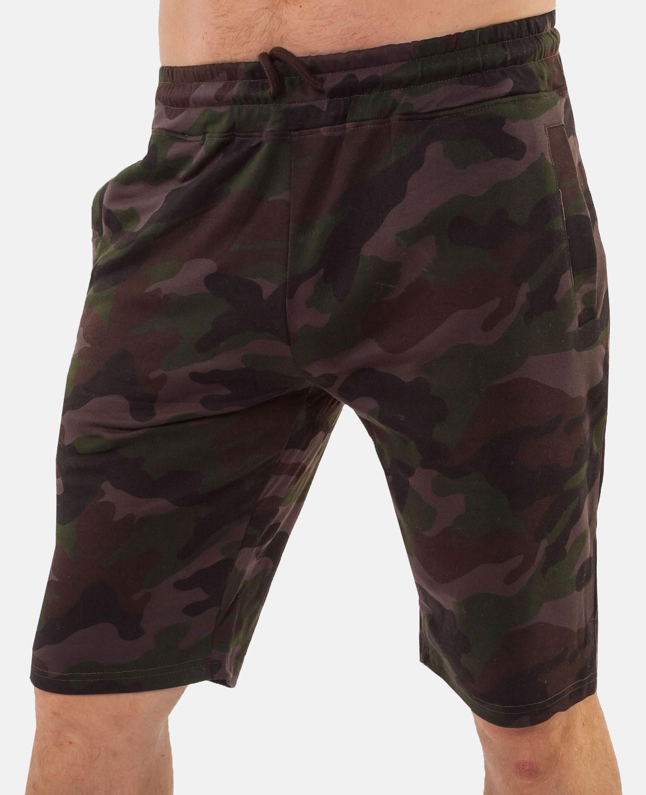 Мужские шорты IZ-XO4-ARMY оптом и в розницу