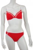ДЛЯ ЖАРКОГО ЛЕТА! Топовый ярко-красный купальник от Olympia для самых зажигательных!