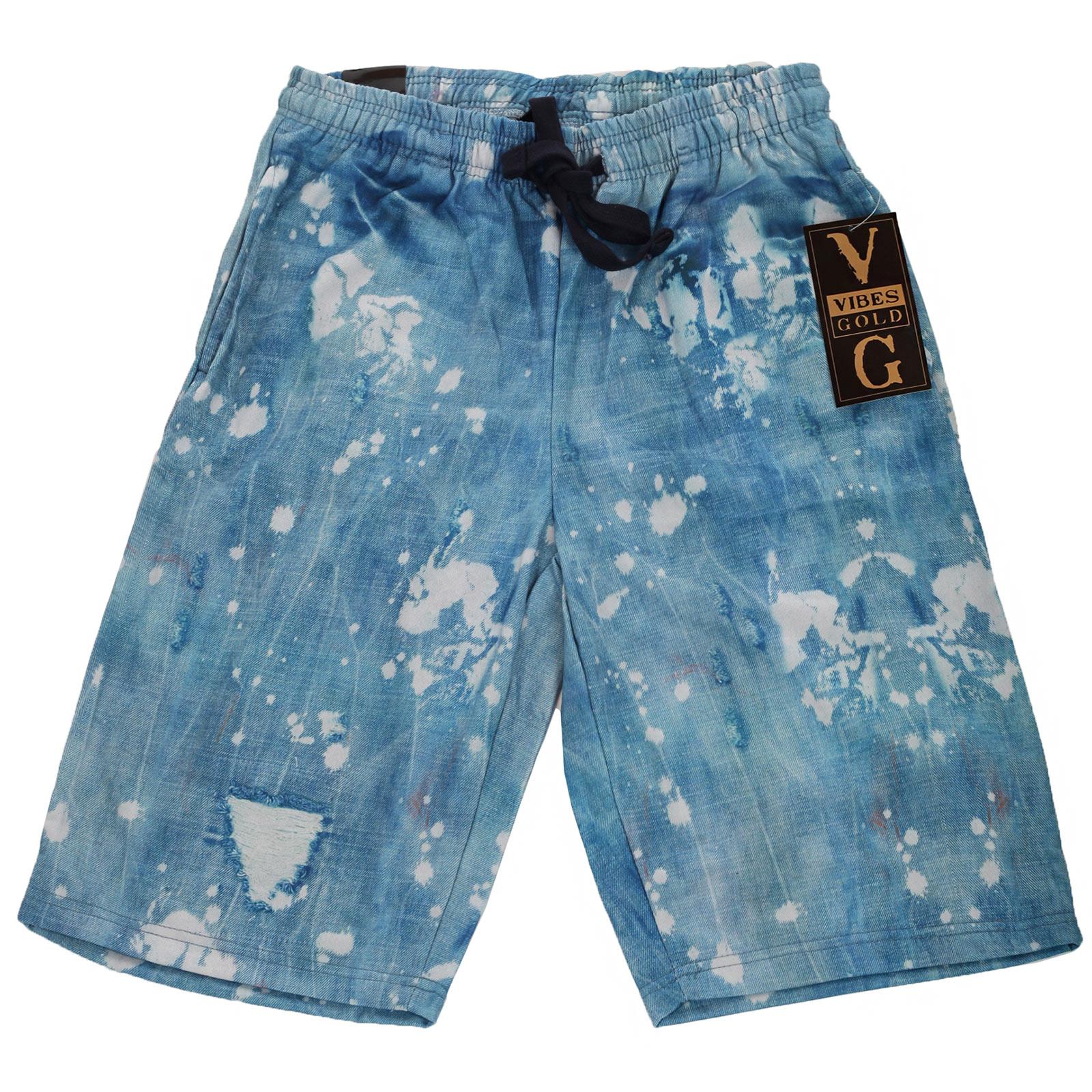 Мужские флисовые шорты до колен – ХИТ продаж от бренда Vibes Gold Jogger