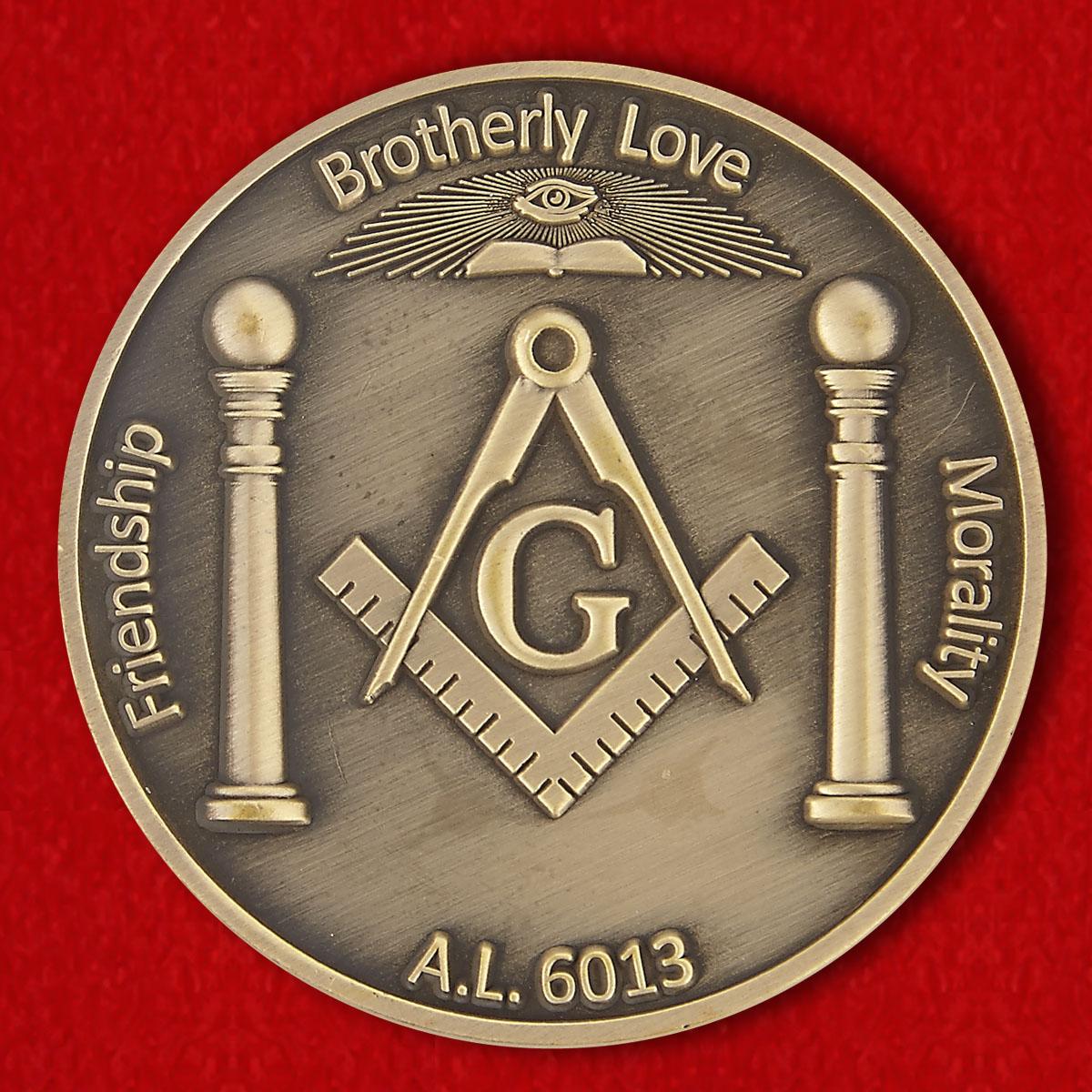 Douglas Lorge # 153 Castle Rock, Colorado Challenge Coin