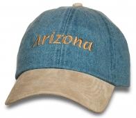 Джинсовая кепка ARIZONA