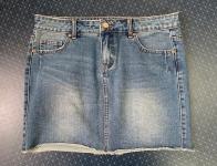Джинсовая юбка от Piecee