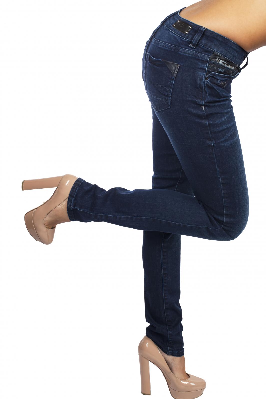 Купить модные женские джинсы L.M.V. – все размеры в наличии в Москве