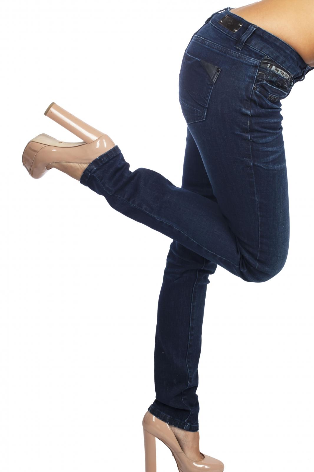 Купить в Москве прямые женские джинсы L.M.V.