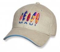 Эффектная бейсболка Maui.
