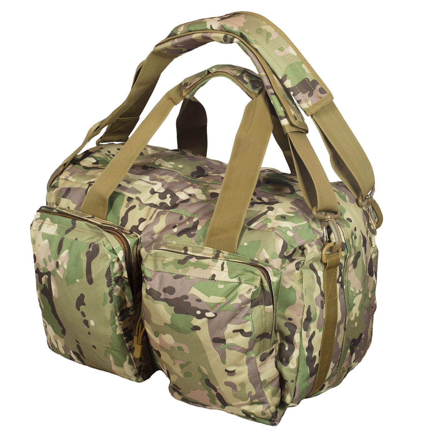 Купить тактическую сумку десантника