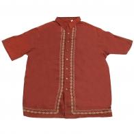 Эксклюзив! Брендовая рубашка Caribbean. Отменное качество по супер-цене