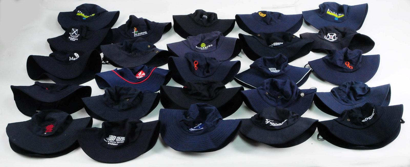 Шляпы для туристов и отдыхающих