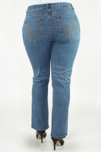 Элитные немецкие женские джинсы от Sheego®. Для красавиц, разбирающихся в моде!