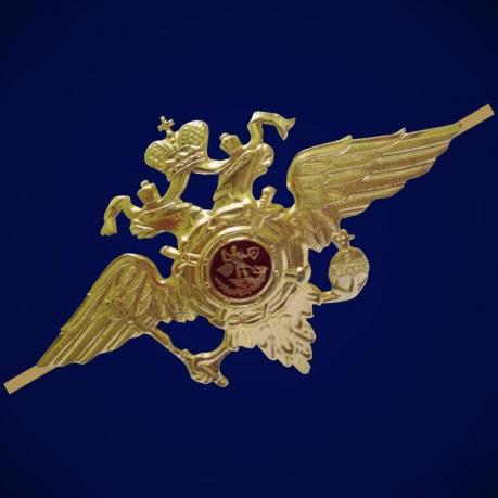 Эмблема на тулью МВД (малая)