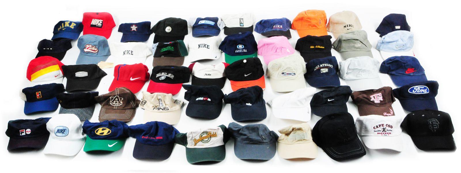 Фабричные остатки мужских и женских кепок