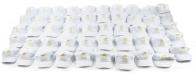 Фабричный набор белых французских кепок