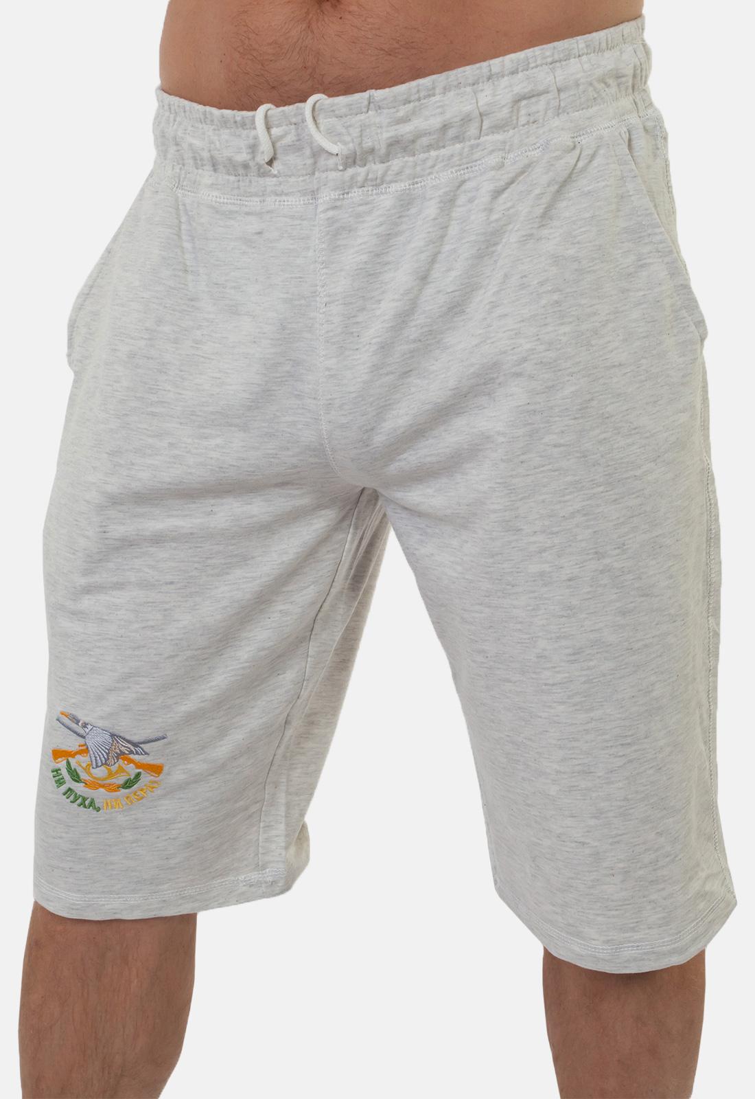 Купить в военторге охотничьи мужские шорты