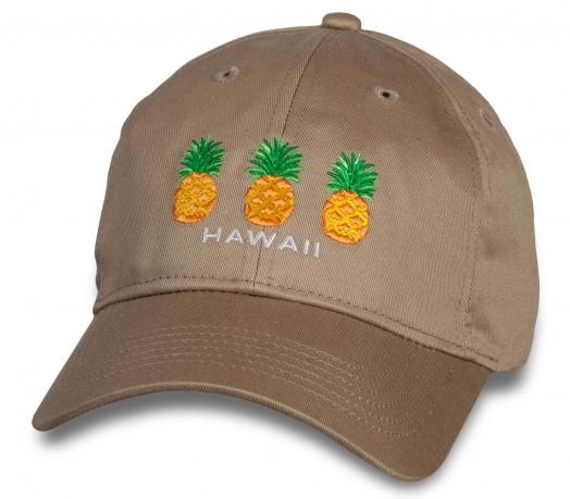 Фирменная летняя бейсболка Hawaii