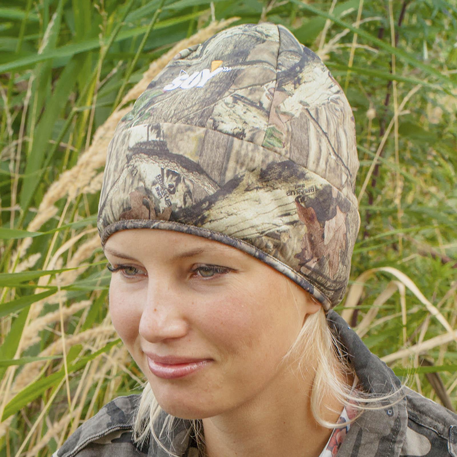 Охотничья камуфляжная одежда и аксессуары: от шапок до ножей
