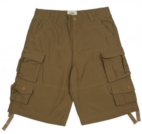 Фирменные мужские шорты H&S. Мода и практичность для каждого!