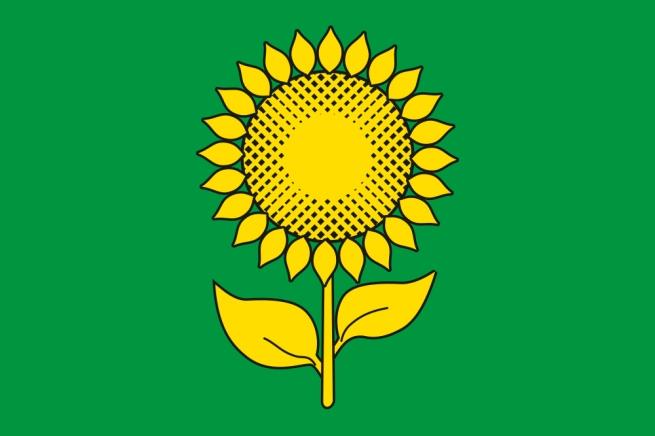 Флаг Алексеевки