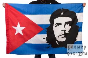 Двухсторонний флаг «Че Гевара»