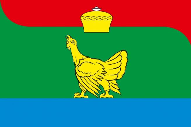 Флаг Чебаркульского района