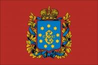 Флаг Екатеринославской губернии