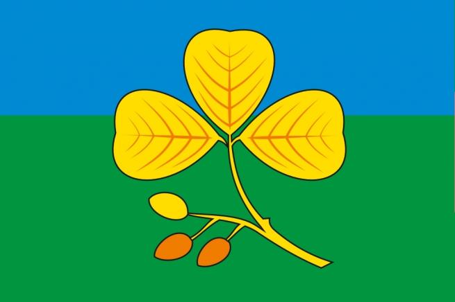 Флаг Елховского района