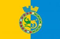 Флаг Горноуральского округа
