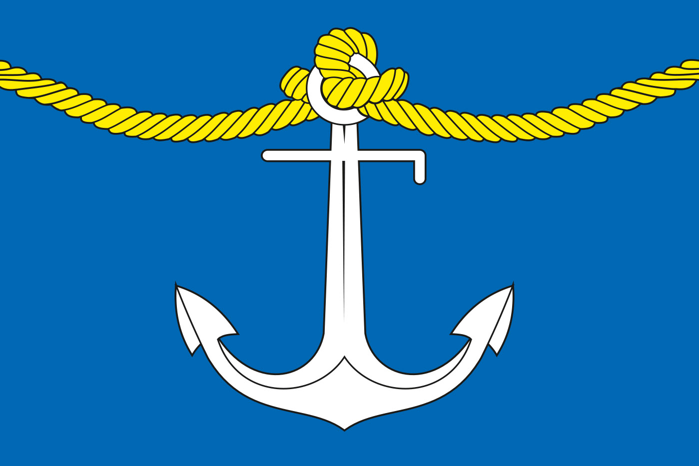 Флаг Холмска