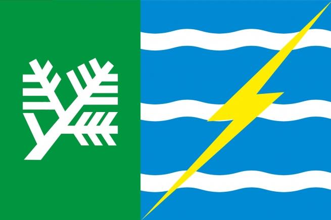 Флаг Конаковского района