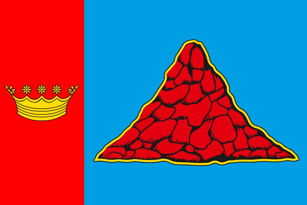 Флаг Краснохолмского района