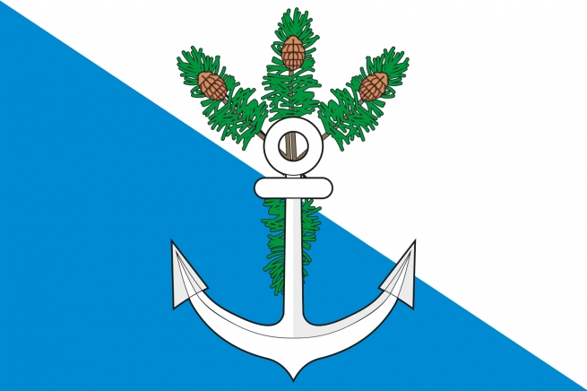 Флаг Кудряшовского